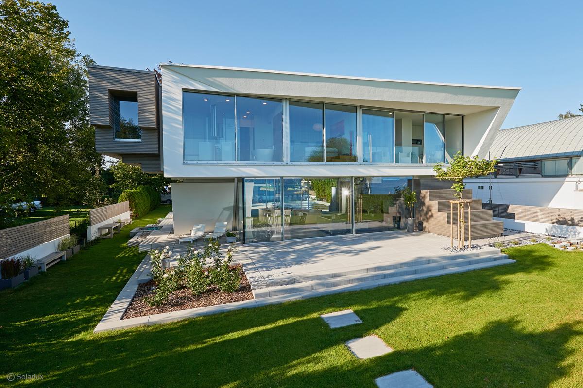 Einfamilienhaus am bodensee h2a - Architekt goppingen ...